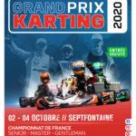SEPTFONTAINE - 3 & 4 OCTOBRE 2020 - Feu vert pour la saison Sprint FFSA Karting dans le Doubs