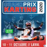 LAVAL - 10 & 11 OCTOBRE 2020 - Rendez-vous FFSA Karting très attendu en Mayenne