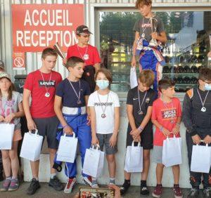 Deuxième épreuve du Trophée UFOLEP Nouvelle aquitaine 2020 sur le circuit de MAGESCQ (40) le 13 septembre 2020