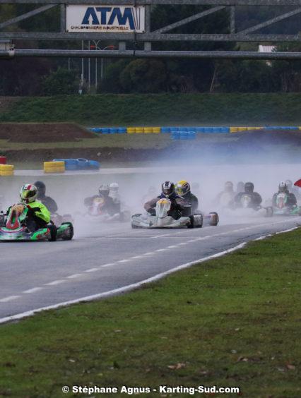 Championnat du Sud 2021, l'épreuve à Layrac reportée