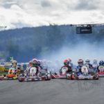 SEPTFONTAINE - 3 & 4 OCTOBRE 2020 - Premiers lauriers de la saison karting en Franche-Comté
