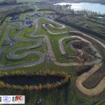 Travaux du circuit de Karting de Muret – L'avancement des travaux au 10 novembre
