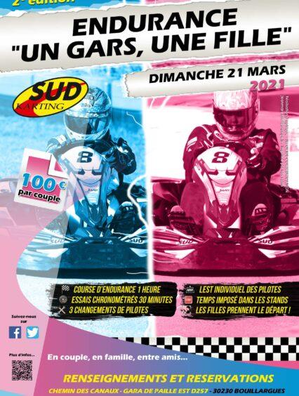 Sud Karting – Programme 2021