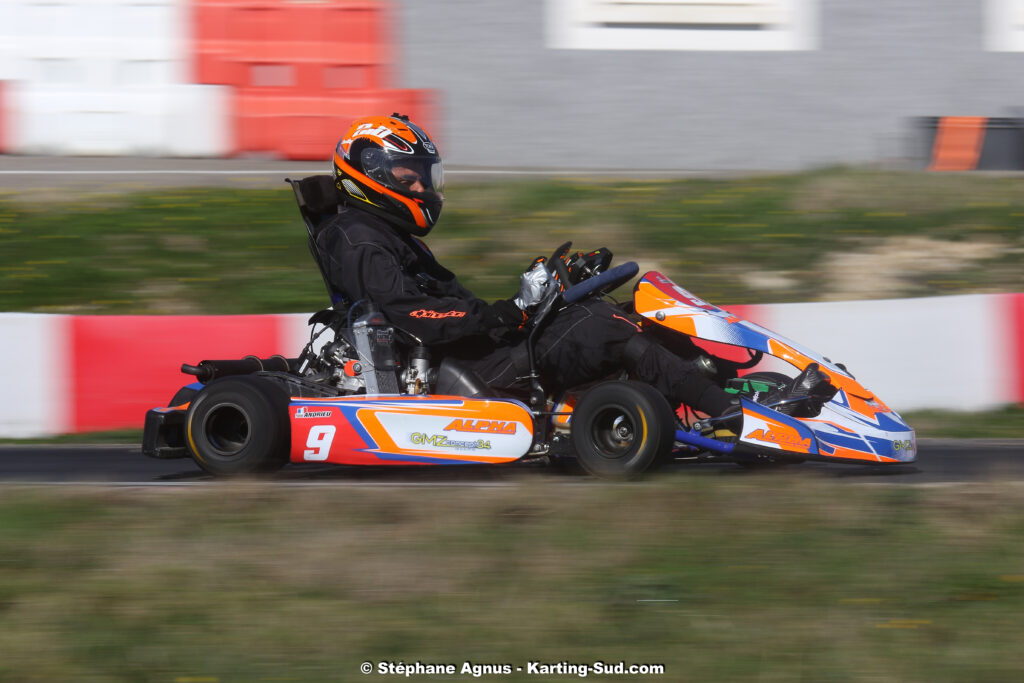Karting HandiKart - Fabien Andrieu 2020