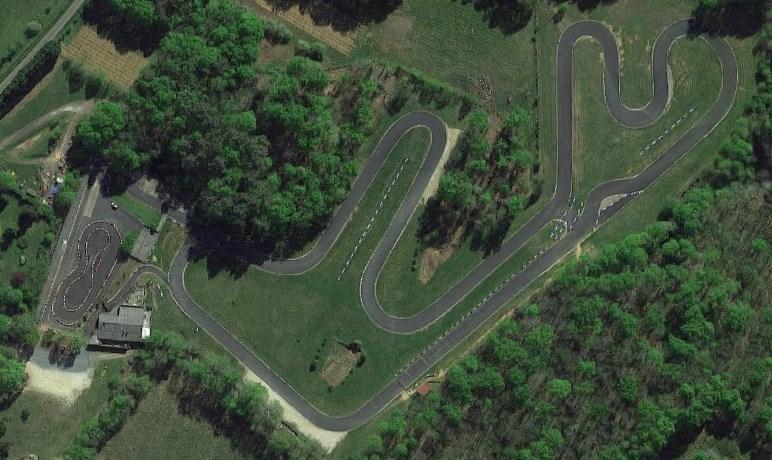 Circuit du Périgord à Teyjat (24)