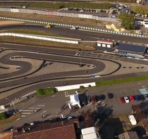 Un tour en vidéo du circuit d'Albi Kart Challenge avec Jonathan Caron