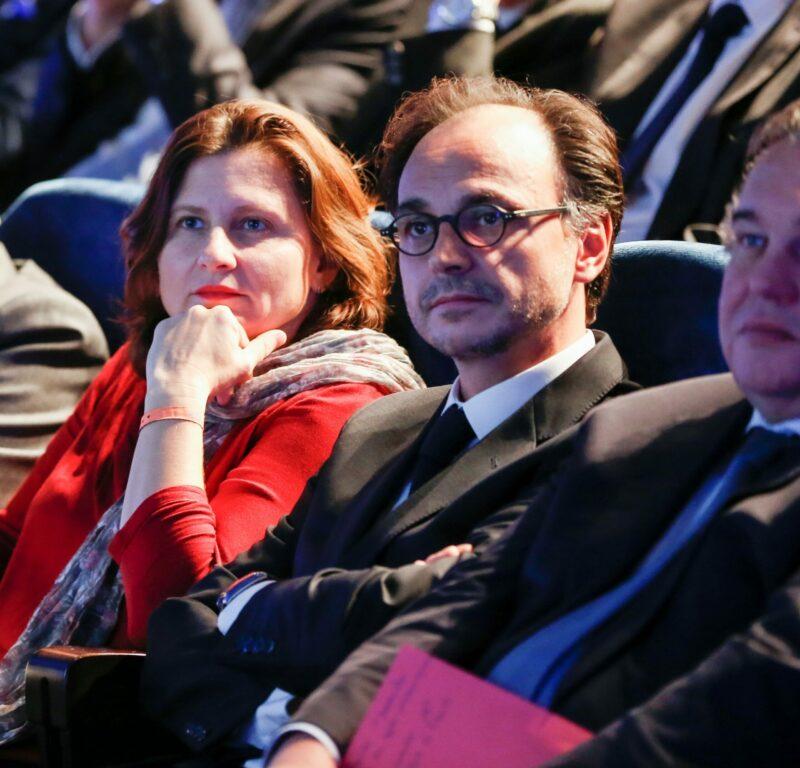 FFSA Président et Ministre Sports