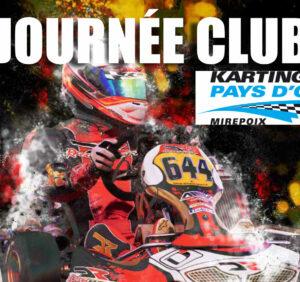 Journée Club au circuit d'Aigues-Vives les 10 et 11 avril