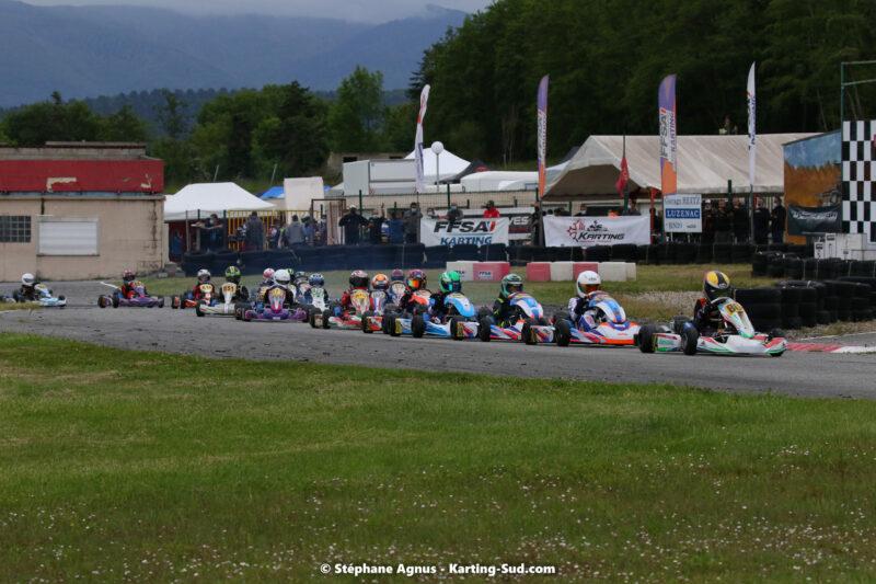 Championnat Sud 2021 - Circuit Aigues-Vives