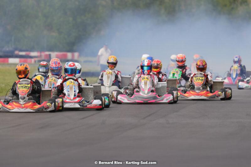 Course Club Muret - 30 mai 2021 - Circuit Haute-Garonne Karting de Muret