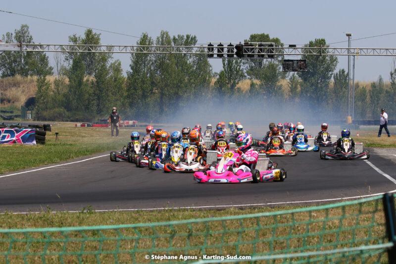 IAME Series France 2021 - Circuit HGK de Muret