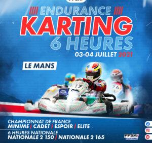 CHAMPIONNAT DE FRANCE ENDURANCE
