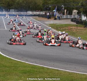 Championnat de France FFSA Karting Sprint 2021 à Belmont sur Rance – Les photos