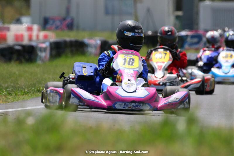 Trophée UFOLEP Kart Aquitaine 2021 - Circuit Haute-Garonne Kart