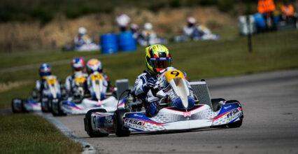 Championnat de France Junior Karting – #3 – ANNEVILLE – 30/07 AU 01/08