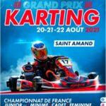 SAINT-AMAND - 21 & 22 AOUT - Rendez-vous central pour la 2e épreuve FFSA Karting Sprint