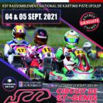 XIIIème Rassemblement National de Karting piste UFOLEP