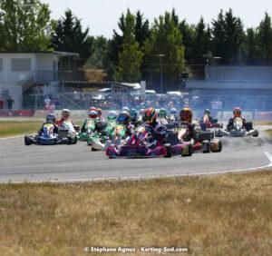 Championnat du Sud 2021 – 4ème manche au circuit Haute-Garonne Karting de Muret – Les photos