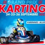 VARENNES - 25 & 26 SEPTEMBRE - Une épreuve FFSA Karting des plus prometteuses dans l'Allier