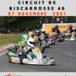 4ème manche du Trophée Kart Ufolep Nouvelle Aquitaine 2021 – Inscriptions