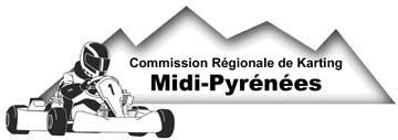Adresse email de contact de la ligue Karting Midi-Pyrénées