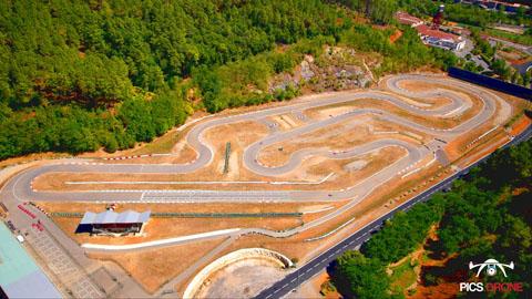 Circuit Karting de Alès (30)